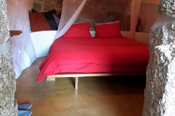 Vakantiehuis Portugal slaapkamer