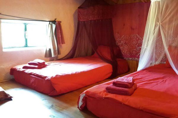 holiday home mezzanine