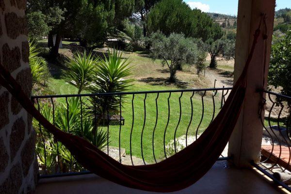 Vakantiehuis Portugal privé terras met uitzicht