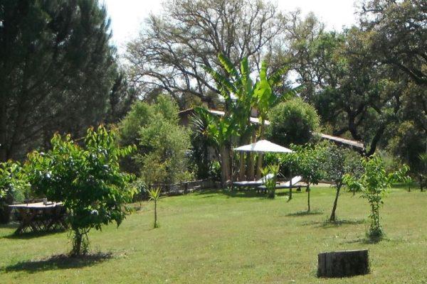 Casa de campo Portugal Jardim privado