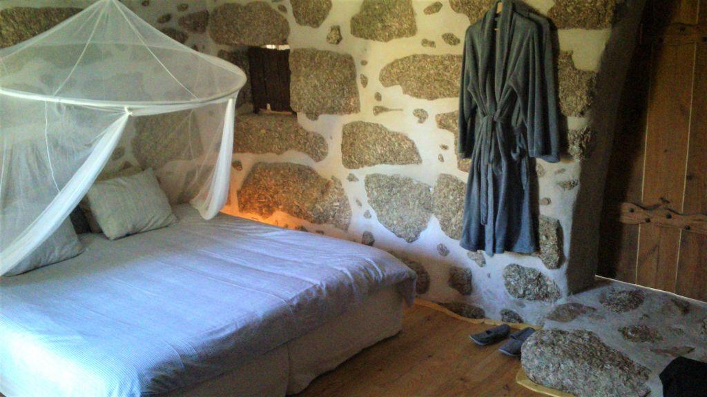 Vakantieboerderij met Vakantiehuizen in Portugal slaapkamer