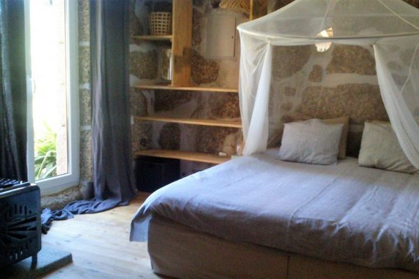 Accommodation Holiday cottage Portugal by Horse bedroom