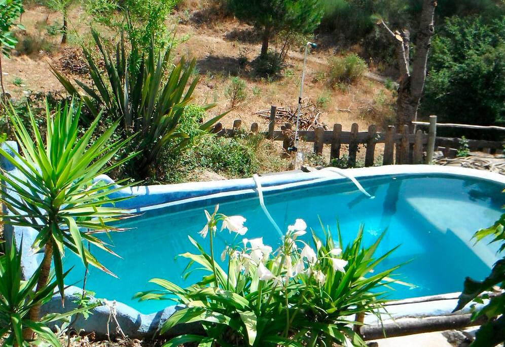 turismo rural piscina privada Portugal