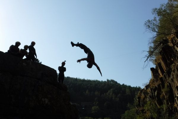 canyoning Centro de Portugal