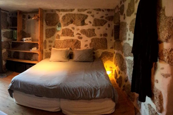Accommodation Holiday farm Portugal romantic bedroom