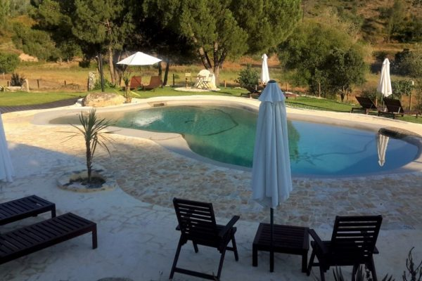 Holiday Cottages Portugal Saltwater Swimming Pool